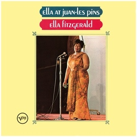 Ella Fitzgerald альбом Ella at Juan-Les-Pins