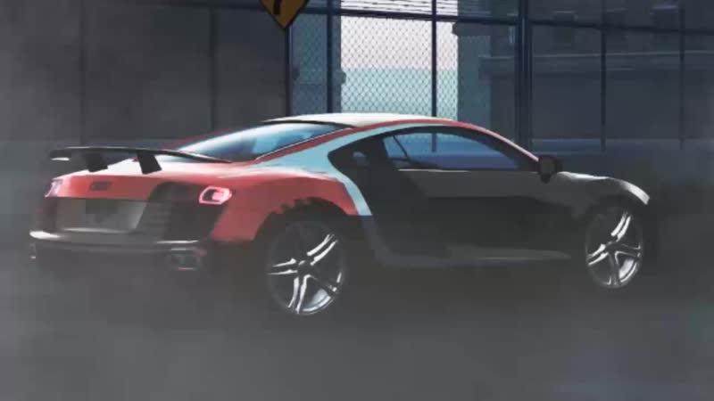 Доступ к Audi R8 в CrashDay RE Universal на стим версии