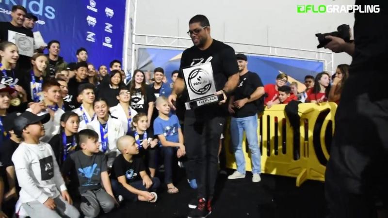 2018 IBJJF Pan Kids Highlight bjf_kids