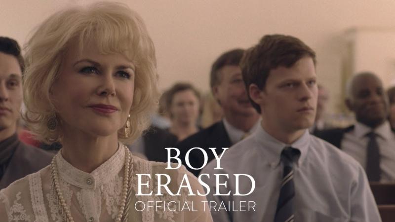 Исчезнувший мальчик | Boy Erased | Трейлер [1080p]