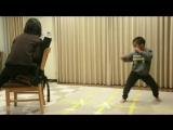 Маленький Брюс Ли. Невероятный Ryusei Imai 6 лет