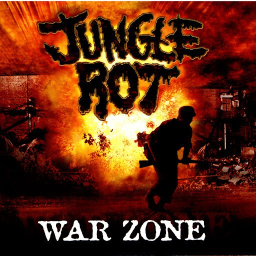 Jungle Rot альбом War Zone