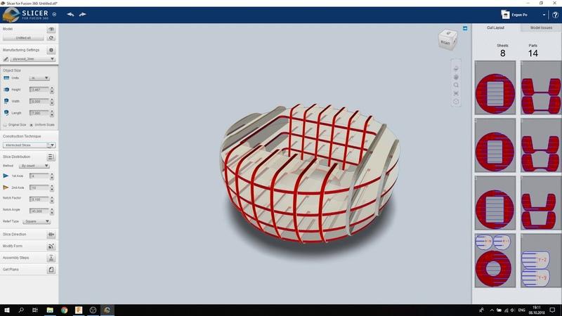 Слайсер во Фьюжн 360 / How to Slice in Fusion 360