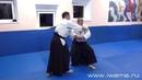 Айкидо Ивама Рю Ката дори менучи шихонаге Aikido Iwama Ryu Kata dori menuchi shihonage