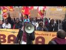Lakást és segélyt követeltek maguknak a négerek Rómában - antifa segédlettel