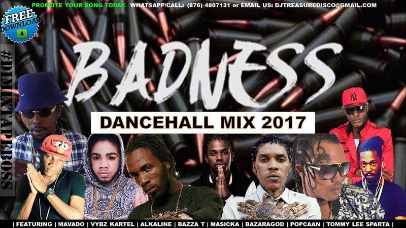 NEW DANCEHALL WAR MIX (OCTOBER 2017) 3 BADNESS - MAVADO|VYBZ KARTEL|JAHMIEL|@DJTREASURE 18764807131