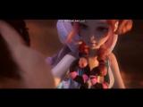 Animation music video #Gamin 2018
