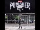 Каратель - видео со съёмок второго сезона