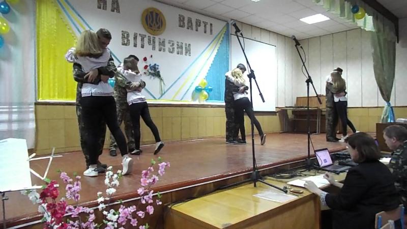10-Б танець 6 грудня