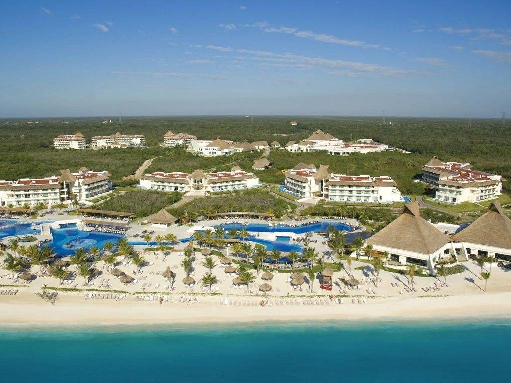 Мексика, Плайя Дель Кармен в сентябре, отель 5* на всё включено за 79000 руб. с человека! Прямой перелёт!
