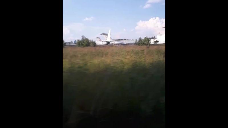 Монино, музей авиации СССР