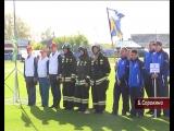 Межрайонные соревнования среди добровольных пожарных дружин