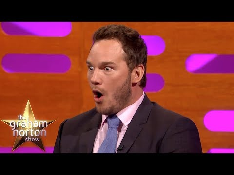 Chris Pratt Talks Accents, Getting Naked Stealing Food   The Graham Norton Show CLASSIC CLIP