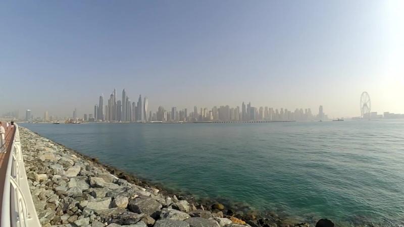 Манхэттен в Дубае.