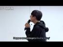 [RUS SUB] BTS Memories Of 2017 Practice & Rehearsal Making Film