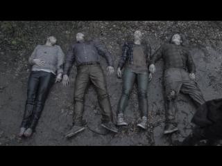 Бойтесь ходячих мертвецов / Fear The Walking Dead.4 сезон.Вторая половина.Трейлер #1 (2018) [1080p]