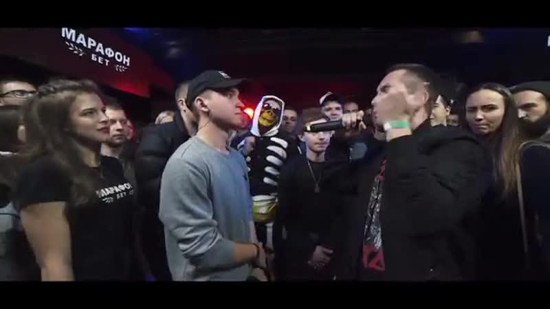 140 BPM CUP_ КУКИШ С ХАСЛОМ X I-RON (I этап)