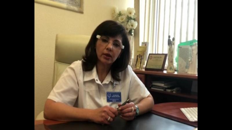 Интервью Сагамоновой Карины Юрьевны - директора ЦРЧ и ЭКО.