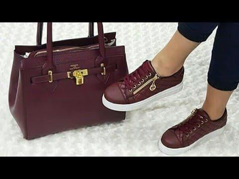 مجموعة شنط وأحذية صيفية فخمة وجميلة للصبا16