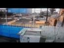 Неудачная атака смертника Исламского государства на штаб ополчения в иракском Киркуке 02 2018