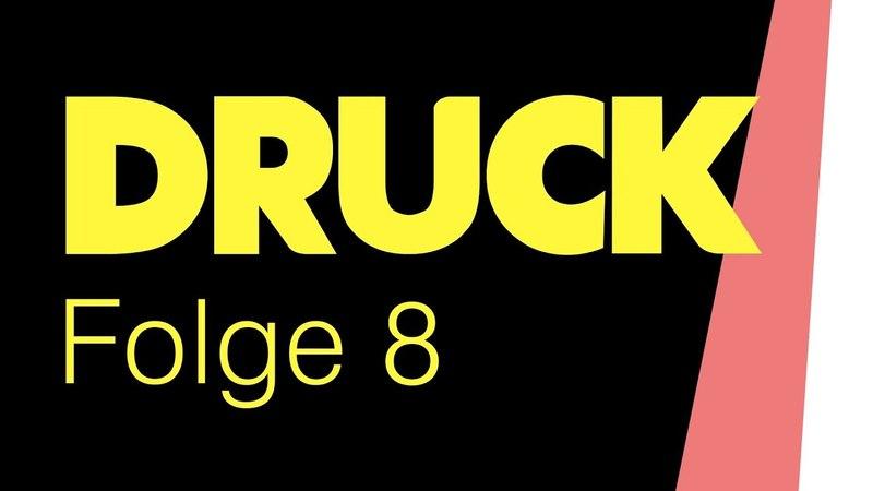 DRUCK - Folge 8 - Blutige Drohung ❗