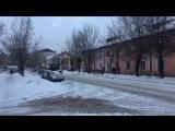 Видео МП САТП со съёмок фильма