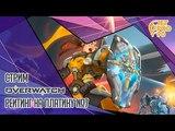 OVERWATCH от Blizzard. СТРИМ! Идём на платиновый рейтинг вместе с JetPOD90. Пот и боль, день №7.