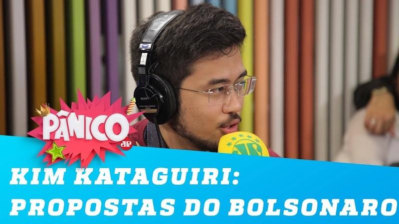 O que Kim Kataguiri aprova e desaprova das propostas de Bolsonaro