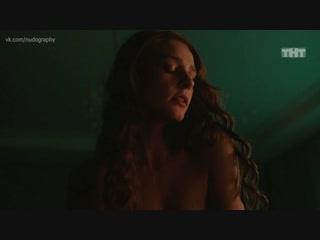 Глафира Тарханова голая в сериале