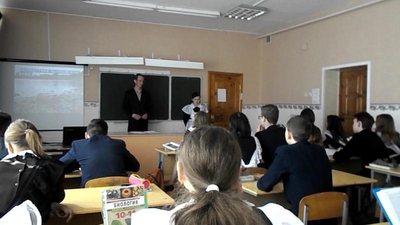 доклад Акшаевой Натальи на тему виды загрязнения воды