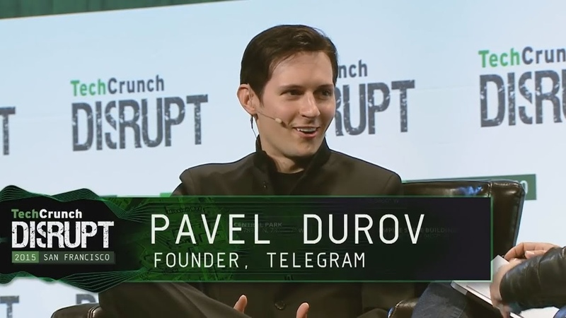 Pavel Durov justly humiliated all messengers such as WhatsApp a long time ago in 2015. Learning 5