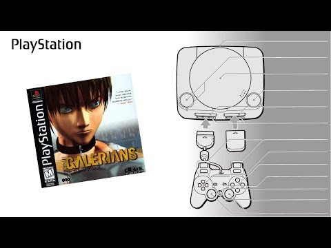 Galerians (PS One)