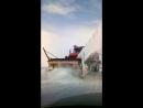 Путешествие в Териберку сквозь снег и непогоду к берегу океана с туристами из Италии ☺☺☺