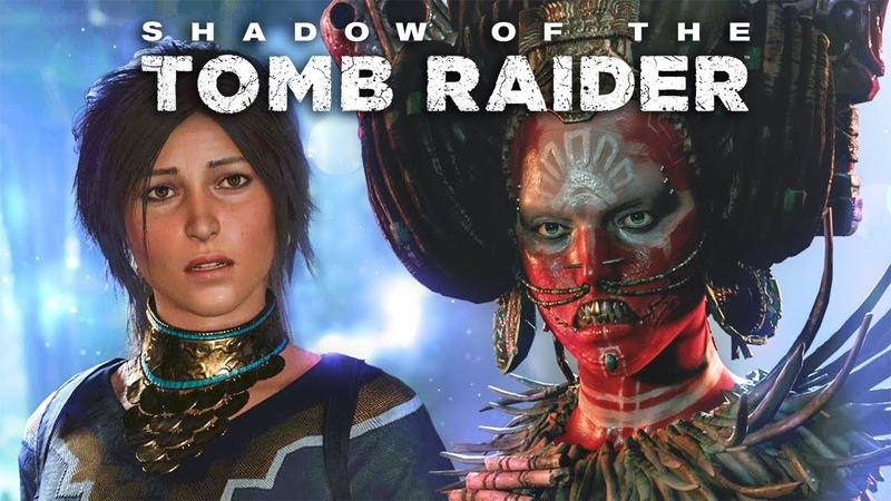 Shadow of the Tomb Raider 7 ● УЖАСЫ НАШЕГО ГОРОДКА