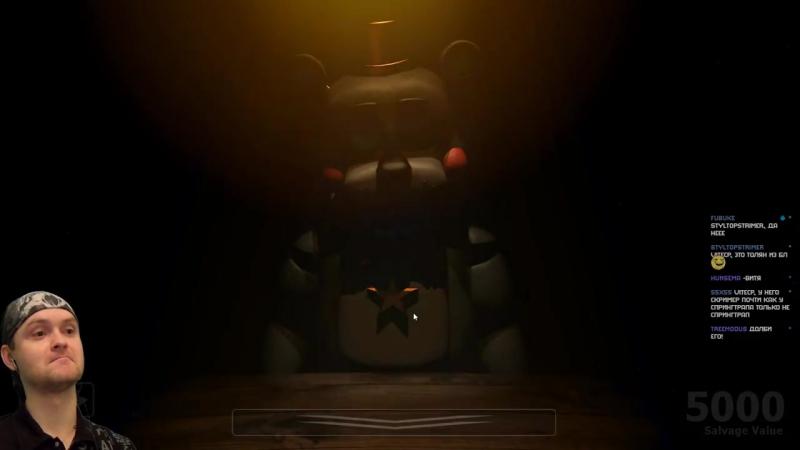 САМЫЙ ЗЛОЙ АНИМАТРОНИК ► Freddy Fazbear's Pizzeria Simulator |2| FNAF 6. ФНАФ 6