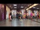Lartiste - Chocolat feat. Awa Imani | ZUMBA Dance | DanceFit _tver