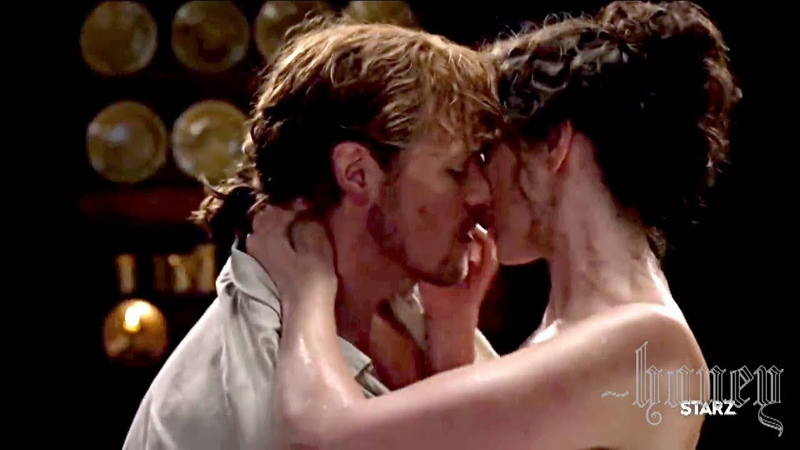 The Power of Love (Jamie ♥ Claire) Outlander - a request