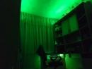 Светодиодная подсветка в комнате