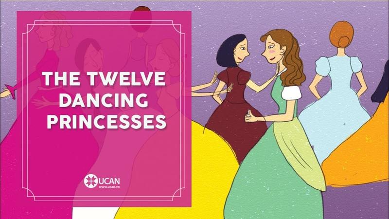 Learn English Listening | English Stories - 80. The Twelve Dancing Princesses