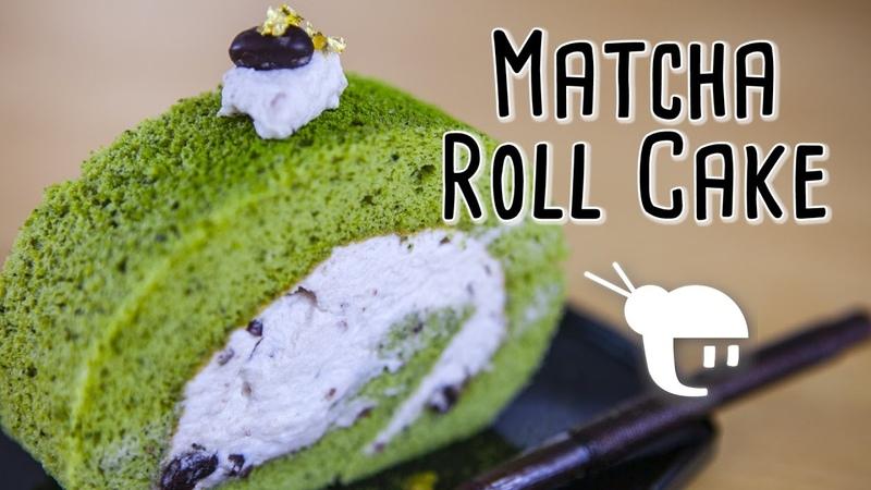 🇯🇵| COMO PREPARAR MATCHA ROLL CAKE | TAKA SASAKI 🇯🇵|