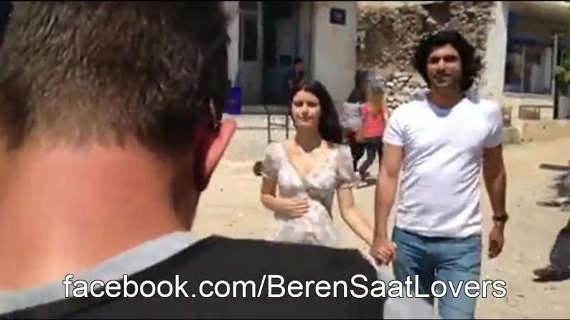 Съёмка финальной сцены Fatmagülün Suçu Ne