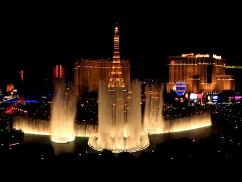 Bellagio Fountains Show -
