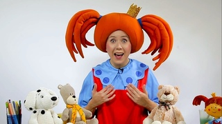 Поиграйка - Рисуем с Царевной! - Новое развивающее видео с игрушками | В гостях у Царевны