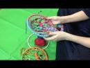 Подготовка к м. кл плетение Дерева Рода