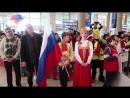 Приезд женской сборной России в Корею