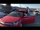 Тестируем наш купленный кабриолет опель астра 🤗 🚗весна пора заказов на кабриолеты gag cabrio кабриолет