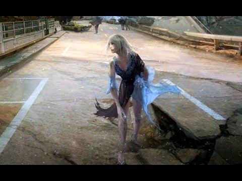 Final Fantasy XV Deleted Scenes In Duscae