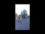 Tango open air Tyumen (22.07.18 площадь 400-летия)