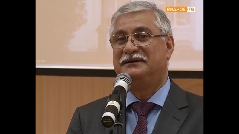 Общие интересы - историко-культурный центр и общество краеведов отметили юбилейные даты