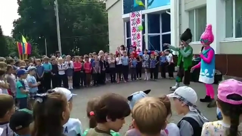 День Європи в Білокуракине (уривки), 22.05.2018